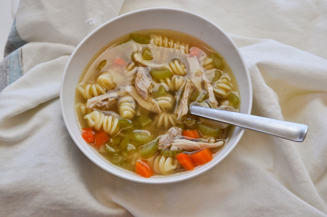 Luminositie Chicken Noodle Soup
