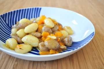 Thyme & Butter Gnocchi